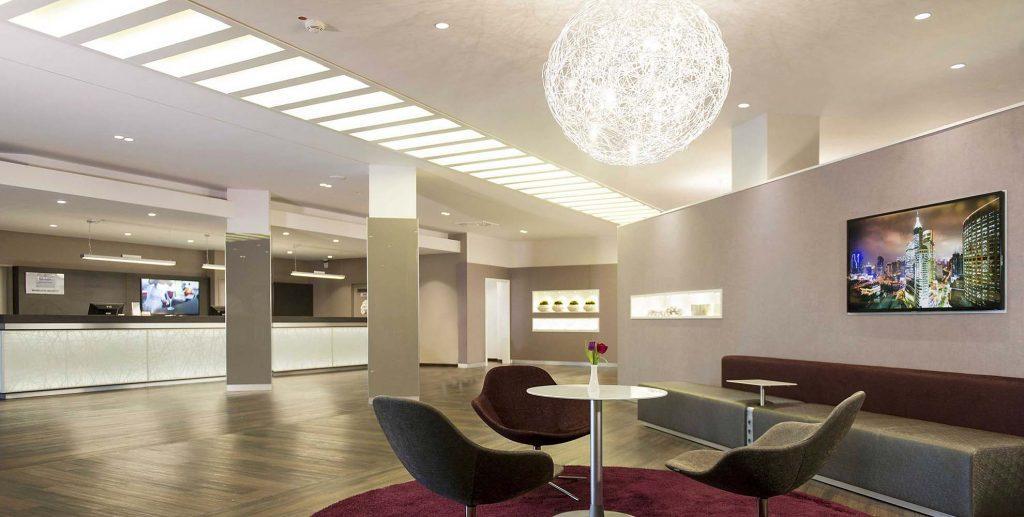 Lobby-Mercure-Hotel-Düsseldorf-Kaarst